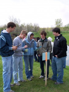 Envirothon, Medina Co, Recreation Resource Concern, 043008-024