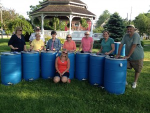 Rain Barrel Workshops